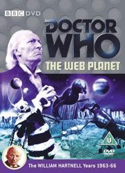 [Doctor Who: The Web Planet (Product Image)]