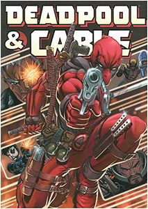 [Deadpool & Cable: Omnibus (Hardcover) (Product Image)]