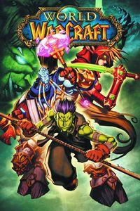 [World Of Warcraft: Volume 4 (Hardcover) (Product Image)]
