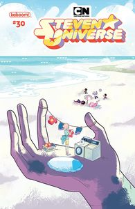[Steven Universe: Ongoing #30 (Cover A Main Pena) (Product Image)]