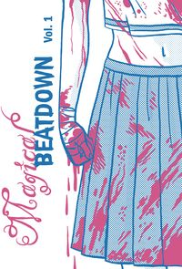 [The cover for Magical Beatdown #1]
