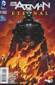 [Batman: Eternal #25 (Product Image)]