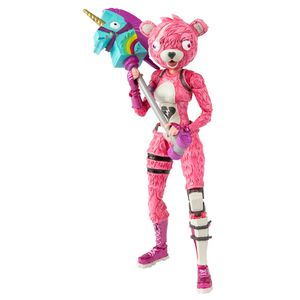 [Fortnite: Action Figure: Cuddle Team Leader (Product Image)]