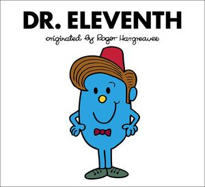[Doctor Who: Mr. Men: Dr. Eleventh (Product Image)]