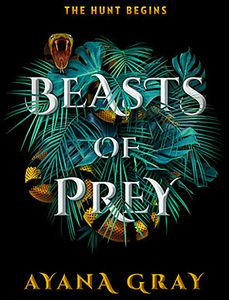 [Beasts Of Prey (Hardcover) (Product Image)]