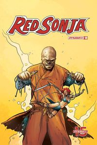 [Red Sonja #10 (Cover D Colak) (Product Image)]