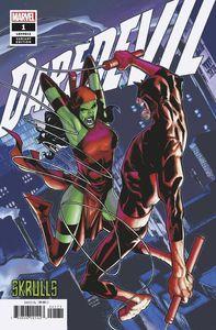 [Daredevil #1 (Skrulls Variant) (Product Image)]