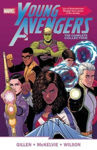 [Young Avengers By Gillen & McKelvie: Complete Collection (Product Image)]