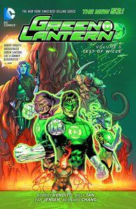 [Green Lantern: Volume 5: Test Of Wills (Product Image)]