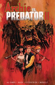 [Archie Vs Predator II: Volume 1 (Product Image)]