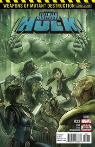 [Totally Awesome Hulk #22 (2nd Printing) (Product Image)]