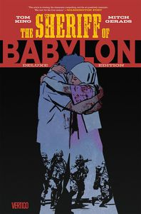 [The Sheriff Of Babylon: Deluxe Edition (Hardcover) (Product Image)]