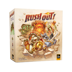 [Rush Out! (Product Image)]