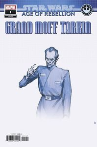 [Star Wars: Age Of Rebellion: Grand Moff Tarkin #1 (Conceptvar) (Product Image)]
