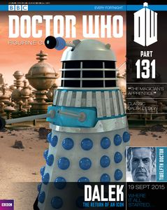 [Doctor Who: Figurine Collection #131: Classic Dalek (Product Image)]