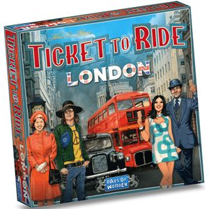 [Ticket To Ride: London (Product Image)]
