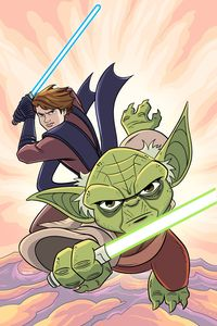 [Star Wars: Adventures #20 (Cover A Charm) (Product Image)]