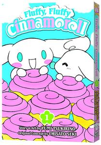 [Fluffy Fluffy Cinnamoroll: Volume 1 (Product Image)]