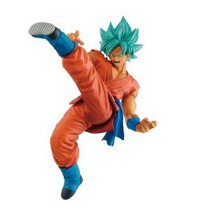 [Dragon Ball Super: Fes Special Super Saiyan Statue: God Gokou (Product Image)]