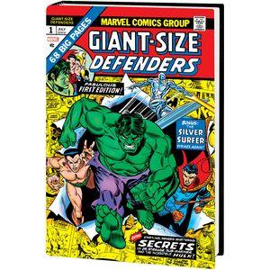 [Defenders: Omnibus: Volume 1 (Kane DM Variant Hardcover) (Product Image)]