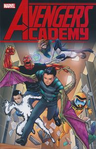 [Avengers Academy: Volume 2: The Complete Collection (Product Image)]