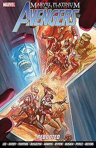 [Marvel Platinum: Definitive Avengers Rebooted (Product Image)]