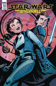[Star Wars Adventures #12 (Cover A Charretier) (Product Image)]
