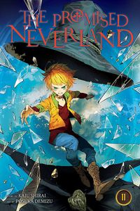 [The Promised Neverland: Volume 11 (Product Image)]