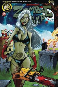 [Zombie Tramp: Ongoing #67 (Cover E Trom) (Product Image)]