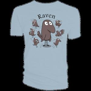 [Hilda: T-Shirt: Raven (Product Image)]