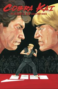 [Cobra Kai: Karate Kid Saga Continues: Volume 1 (Product Image)]