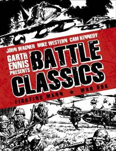 [Garth Ennis Presents: Battle Classics: Volume 2: Fighting Mann (Hardcover) (Product Image)]