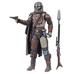 [Star Wars: The Mandalorian: Black Series Action Figure: The Mandalorian (Product Image)]