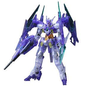 [Gundam HG: Model Figure: Gundam Age II Magnum: Dive Into Dimension Clear 1 1/144 (Product Image)]