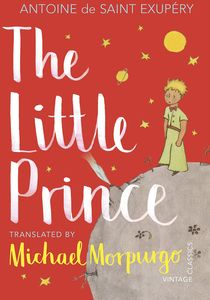 [The Little Prince: A Translation By Michael Morpurgo (Product Image)]