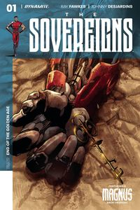 [Sovereigns #1 (Cover A Segovia) (Product Image)]