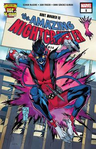 [Age Of X-Man: Amazing Nightcrawler #1 (Product Image)]