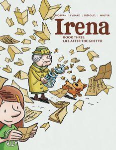 [Irena: Volume 3 (Hardcover) (Product Image)]