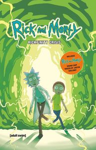 [Rick And Morty: Volume 1 (Hardcover) (Product Image)]
