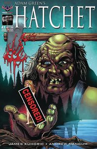 [Hatchet #1 (Rated Mr For Horror Limited Edition Cover) (Product Image)]