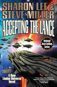[Accepting The Lance (Hardcover) (Product Image)]