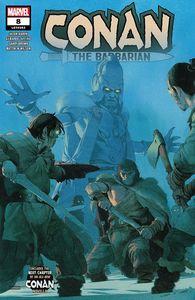 [Conan The Barbarian #8 (Product Image)]