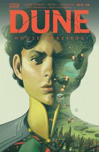[Dune: House Atreides #10 (Cover B Todesco) (Product Image)]