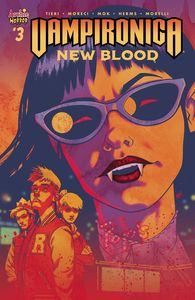 [Vampironica: New Blood #3 (Cover B Gorham) (Product Image)]
