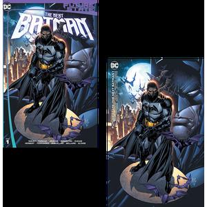 [Future State: The Next Batman #1 (Ken Lashley Variant Set) (Product Image)]