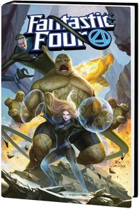 [Fantastic Four By Dan Slott: Volume 1 (Hardcover) (Product Image)]