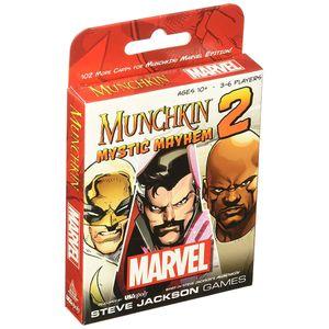 [Munchkin: Marvel 2: Mystic Mayhem (Product Image)]