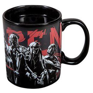 [Star Wars: The Rise Of Skywalker: Heat Change Mug: Kylo Ren (Product Image)]