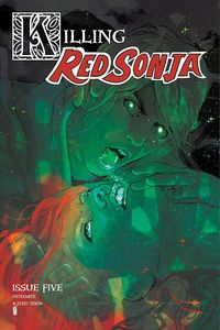 [Killing Red Sonja #5 (Ward Colour Variant) (Product Image)]