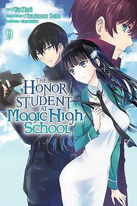 [The Honor Student At Magic High School: Volume 9 (Product Image)]